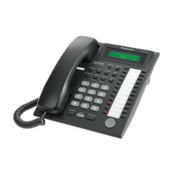 Teléfonos Multilinea Analógicos Serie KX-T7700