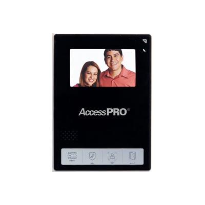Monitor Adicional En Color Negro Para TVPRO