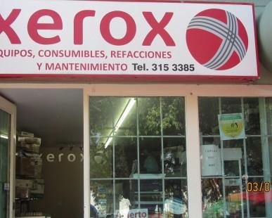 Imagenes de Galería de Xerox Conxesetec