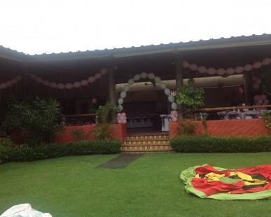 Imagenes de Galería de Saló  Jardín Hacienda Los Itzicuaros