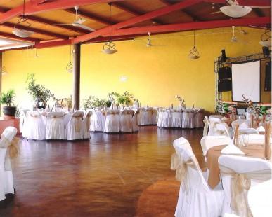 Imagenes de Galería de Salón  Jardín Hacienda Los Itzicuaros